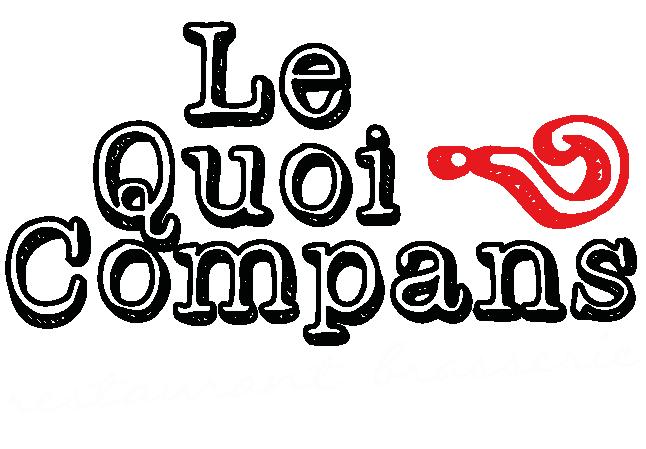 Brasserie restaurant Le Quoi Compans